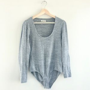 Madewell scoop neck bodysuit